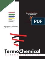 Catalogo Termomin Epóxicos