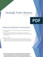 Bab. 3 Strategic Public Relation