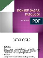 1 - Konsep Dasar Patologi