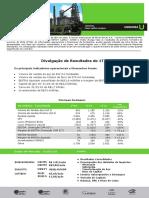 Press-release referente ao 2T16