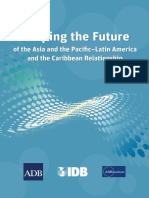 Shaping the Future of the Asia and the Pacific-Latin America and the Caribbean Relationship
