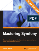 Mastering Symfony - Sample Chapter