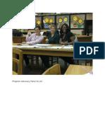 program advocacy panel pic