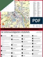 Stadtplan Kitzbühel - DE