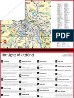City Map Kitzbuhel