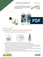 MicroSlice Standard Laser Kit