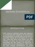 Sectores Económico