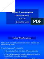 4.6 Radioactive Dating (1)