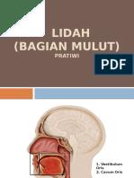 LIDAH (bagian mulut)
