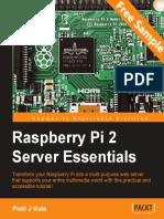 Raspberry Pi 2 Server Essentials - Sample Chapter