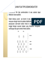 Pembuatan Film Tipis Semikonduktor Dengan Teknik PVD [Compatibility Mode]
