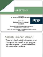 PENYULUHAN - HIPERTENSI