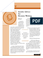 How to Prepare Resume- Tips