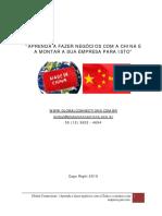 E-Book - Aprenda a Fazer Negocio Com a China