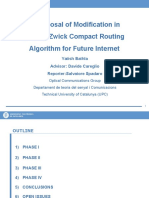 Community based routing scheme for future Internet