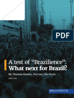A Test of Brazilience