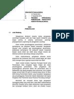 ntangpedoman Operasional-reLamp-perbup Nomor 15 Tahumn 2010 Tevisi