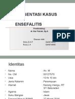 Ensefalitis Fix
