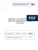 Manual Sistema Gestao Ambiental UHE TUCURURev2012