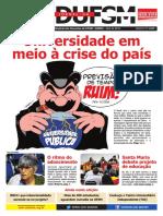 Jornal SEDUFSM Abril 2016