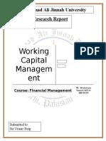 researchreportonworkingcapitalmanagement-130717205627-phpapp01