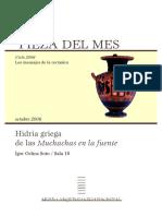 Hidria Griega