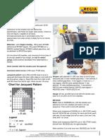 Free Pattern - Regia - Design 6619