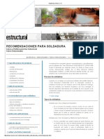 Industrias Unicon, C.a Soldaduras