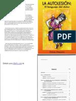LA AUTOLESION EL LENGUAJE DEL DOLOR.pdf
