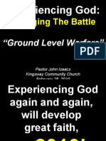 02-28-2010 Experiencing God - Engaging the Battle - Ground Level Warfare