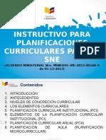 Para Planificaciones Curriculares Para El Sistema Nacional de Educación-1
