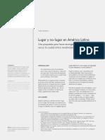 Lugar y No-lugar en America Latina A.pdf