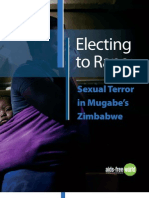 Zim-Electing to Rape