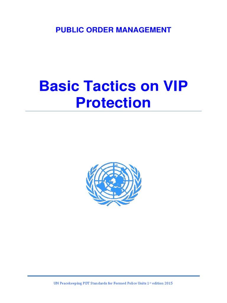 basic tactics on vip protection pdf bodyguard peacekeeping rh es scribd com free vip protection training manual vip close protection training manual pdf