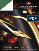 Sheaffer 2010 model