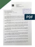Centerlaw #Comeleak Demand Letter