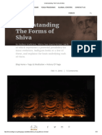 Understanding the Forms of Shiva