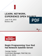 Redhat Hacker Summit 2013 Tot Rhns API (1)