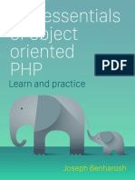 The Essentials of Object Oriented Php Sample
