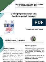 Fiscalización Inpsasel Abg. Melissa Noguera