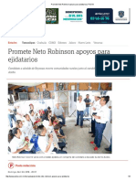 04-24-2016 Promete Neto Robinson Apoyos Para Ejidatarios