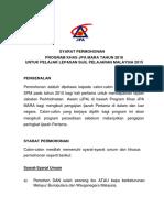 (A)Syarat Permohonan & Maklumat Program Khas  JPA MARA 2016.pdf