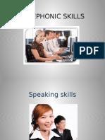 Telephonic Skills... (1)