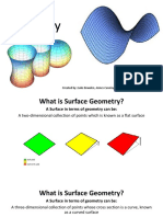 surface geometry pp