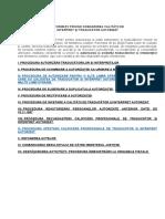 Informatii Privind Dobandirea Calitatii de Interpret Si Traducator Autorizat