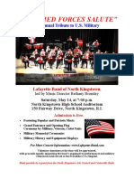 ARMED FORCES SALUTE 2016