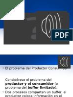 Procesos Producto Consumidor