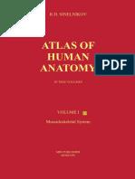 Atlas Sinelnikov Vol 1