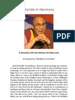 Worlds in Harmony-Dalai Lama