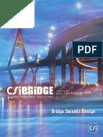 Bridge Seismic Design Csi Sap 2000